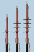 Концевые муфты POLT внутренней и наружной установки для экранированных одножильных кабелей с пластмассовой изоляцией на напряжение 10, 20 и 35 кВ