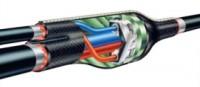 Ответвительные муфты для кабелей с пластмассовой и бумажной изоляцией до 1 кВ