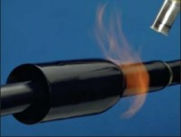 Толстостенные галогено-чистые термоусаживаемые трубки общего назначения