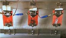 Испытания изоляционного материала на трекингостойкость
